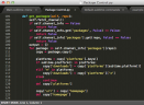 Sublime Text 3 BulidV3164 Mac版