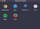 AudFree Audio CaptureV1.0.0 Mac版