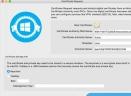 Certificate Request SingleV1.2 Mac版