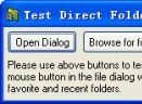 Direct FoldersV3.73 英文绿色免费版