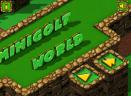 迷你的高尔夫世界