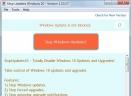 StopUpdates10(win10自动更新关闭工具)V1.10.19 官方版