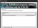 Soft4Boost Any Audio GrabbeV7.0.1 官方版