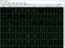 CharacterMatrix(字模提取软件)V3.0.2.3 免费中文版