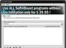 Soft4Boost Any Audio GrabbeV7.0.1 官方版