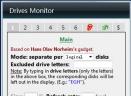 硬盘桌面监视小工具(drives monitor)V14.8 免费版