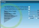 Radial Menu(圆环菜单)V1.8 免费版