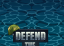 沙滩防卫战