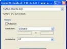 GpuTest显卡性能测试工具V3.2 正式版