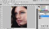 PS人物磨皮的方法:Portraiture滤镜的使用