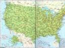 美国地图中文版全图V1.0 高清版