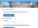 Vocal Remover Pro(消声魔术师)V2.0 免费版