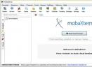 MobaXterm(远程连接软件)V11.0 免费版