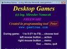 Desktop Games(桌面小bwin亚洲必赢唯一网址)V2018 电脑版