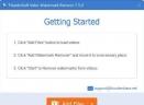 ThunderSoft Video Watermark Remove(视频水印去除软件)V7.5.0 免费版