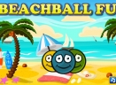 趣味沙滩球