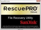 SanDisk RescuePro Deluxe(数据恢复工具)V6.0.2.7 中文免费版