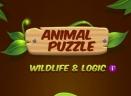 动物滑动拼图