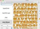 Glyph DesignerV2.1 Mac破解版
