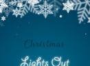 熄灭圣诞灯