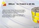 DBSync for Firebird and MSSQLV2.1.5 官方版