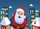 圣诞老人酷跑2