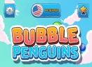 企鹅消灭泡泡