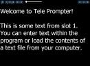 TelePrompter(提词器)V1.4.0 官方版
