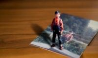 简单几步,用photoshop为你的老照片制作立体效果