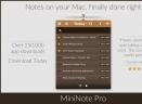 MiniNote ProV5.4 Mac版