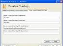 Disable StartupV1.2 英文绿色免费版
