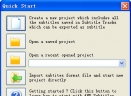 AHD Subtitles Maker(视频字幕编辑软件)V5.7.500.32 官方版
