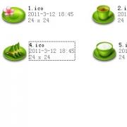 端午节节日桌面图标