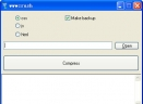 wwwcrush(html和CSS文件压缩工具)V1.00 官方免费版