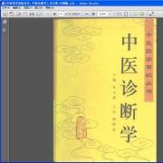 中医药学高级丛书:中医诊断学扫描版 PDF]