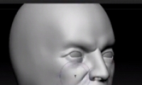 ZBrush头像雕刻制作视频教学