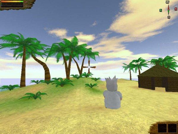 荒岛生存2 硬盘版