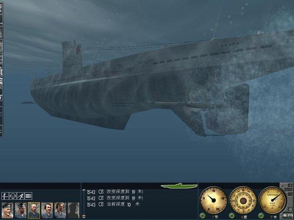 猎杀潜航3 中文版 图片预览