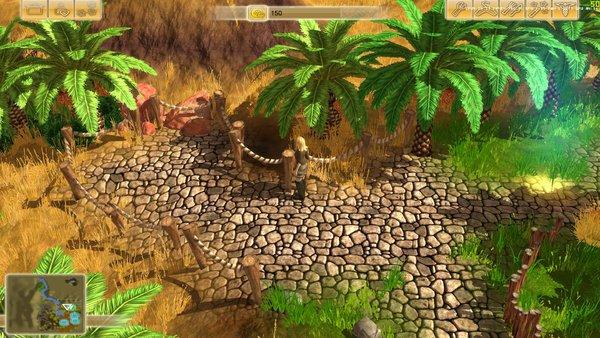 非洲腹地野生动物园 英文版大图预览