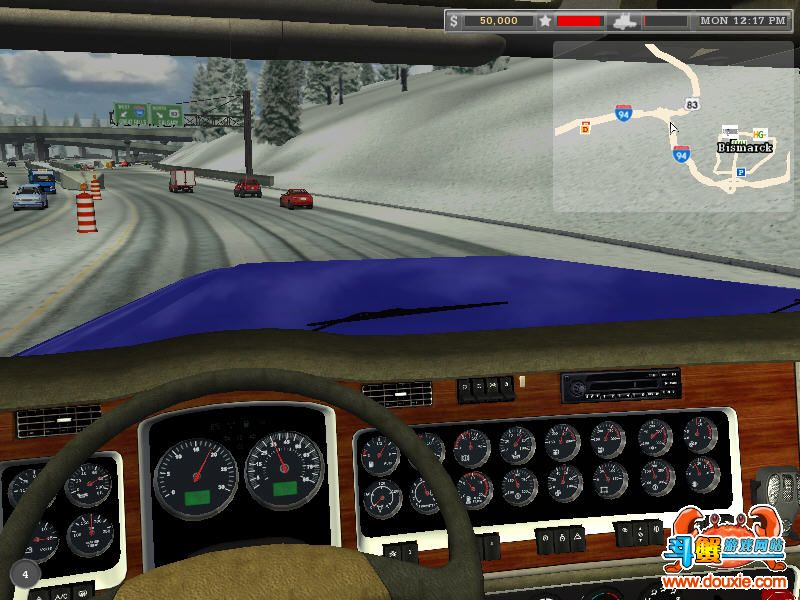 18轮大卡车2_18轮大卡车:搬运能手 英文版