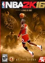 《NBA 2K16》科比MC存档