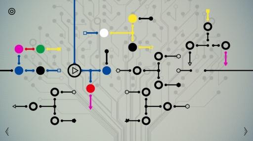 《色彩电路》是一款比较贴近生活的趣味型手机游戏,既能丰富我们的