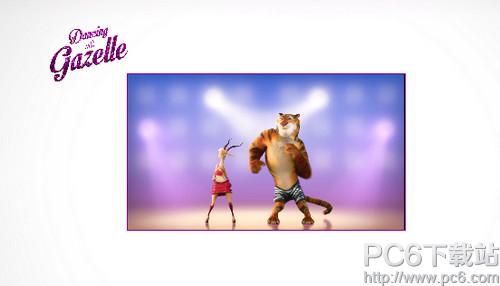 疯狂动物城跳舞电脑版