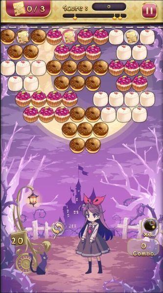 游戏评测:   泡泡玛丽是一款简单的泡泡龙题材的休闲手机游...