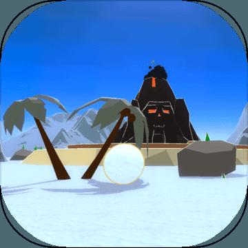 天天滚雪球 V1.0 安卓版