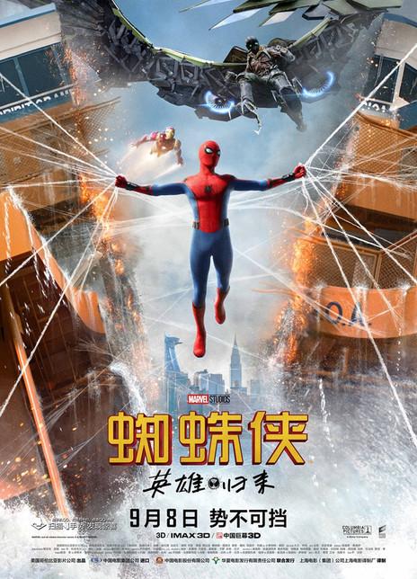 蜘蛛侠英雄归来完整版百度云资源下载