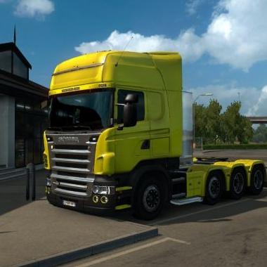 欧洲卡车模拟2CREATION的3种AI交通强度补丁 游戏补丁