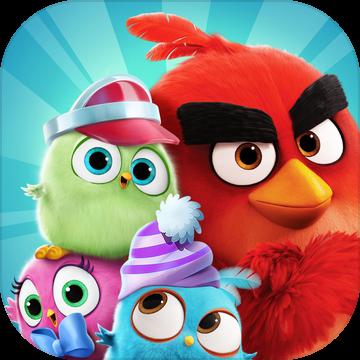 愤怒的小鸟:消除大赛苹果版