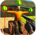 西瓜射击3D V1.1 安卓版