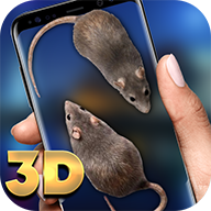 老鼠在屏幕上爬 V1.0 安卓版